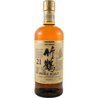 Nikka Taketsuru 21 Years