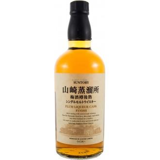 Yamazaki Plum Liqueur Cask Finish
