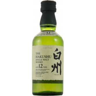 Hakushu 12 Years Miniature