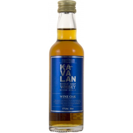 Kavalan Solist Vinho Barrique Miniature