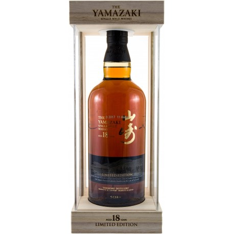 Yamazaki 18 Years Limited Edition