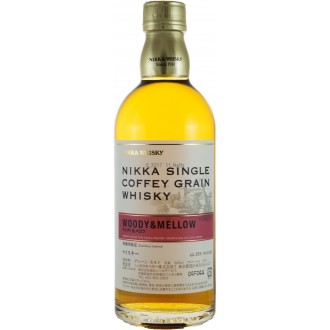 Nikka Single Coffey Grain Woody & Mellow