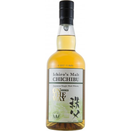 Ichiro's Malt Chichibu On The Way 2015