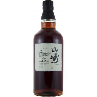 Yamazaki 25 Years