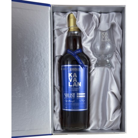 Kavalan Solist Vinho Barrique Glass Set
