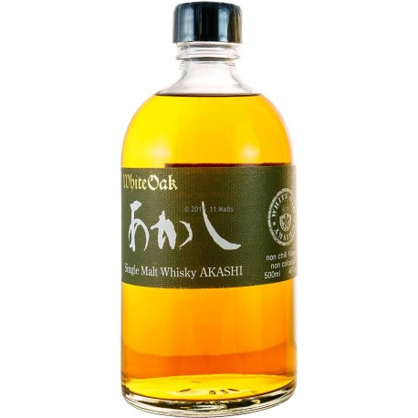 Akashi White Oak Single Malt
