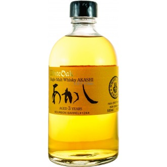 Akashi White Oak 3 Years (Bourbon Cask)