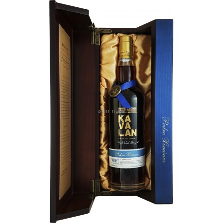 Kavalan Solist Pedro Ximenez Sherry Single Cask Strength Single Malt Whisky