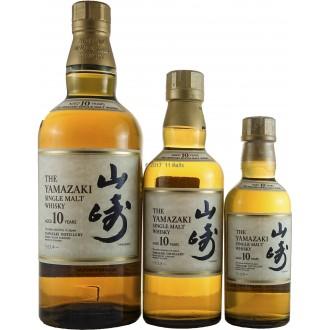 Yamazaki 10 Years - Trio