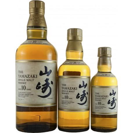 Yamazaki 10 Years Trio