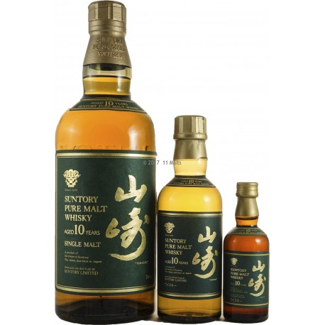 Suntory Pure Malt 10 Years - Trio