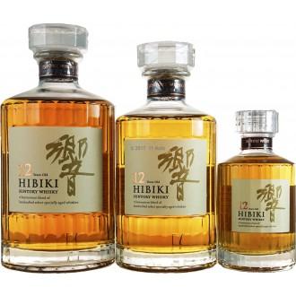 Hibiki 12 Years - Trio