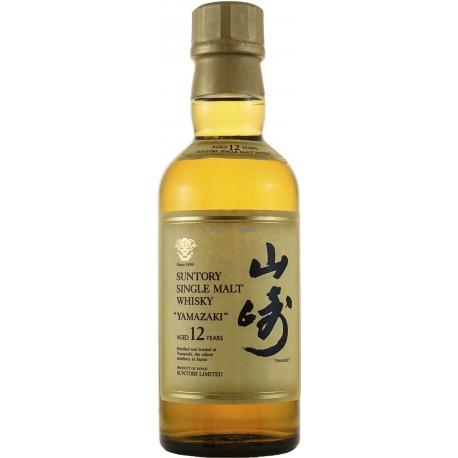 Suntory Pure Malt Yamazaki 12 Years -180ml