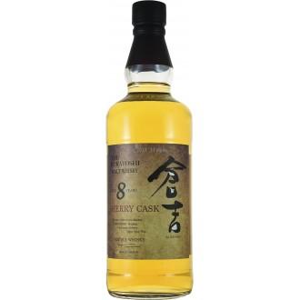 Kurayoshi 8 Years Sherry Cask Malt Whisky