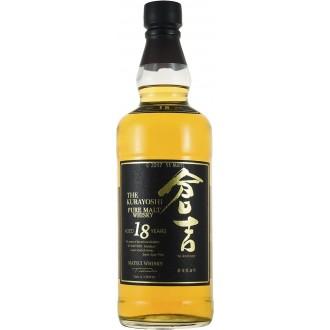 Kurayoshi 18 Years Malt Whisky
