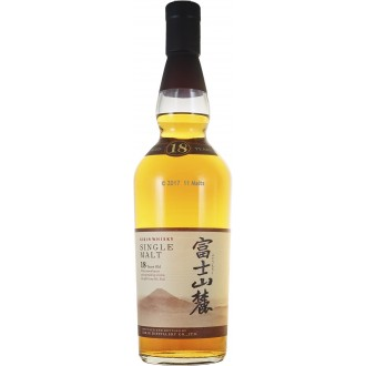 Kirin Fuji Sanroku Single Malt 18 Years