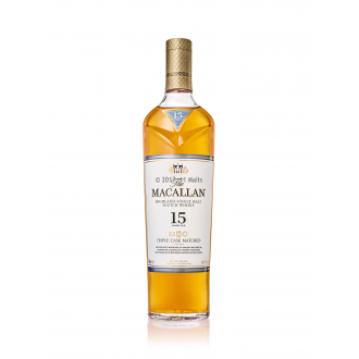 Macallan Triple Cask Matured 15 Years