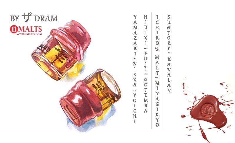 By ザ Dram - Whiskies by the Dram